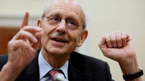 Supreme Court Justice Stephen Breyer