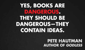11 Quotes From Authors On Censorship and Banned Books