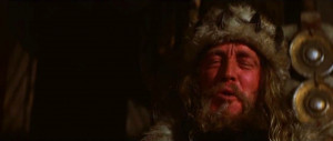 ... Max von Sydow, who portrays King Osric in