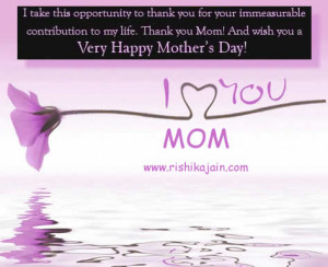 Mother's Day Quotes Inspirational