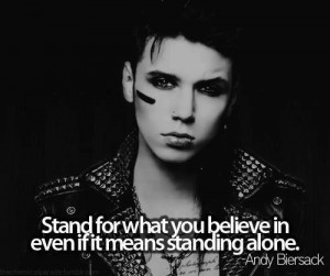Andy Biersack Quotes - andy-sixx-biersack-bvb Photo