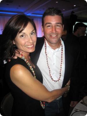 Kyle Chandler & Kathryn Chandler