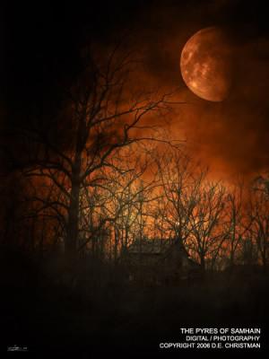 Samhain – A Celebration of the Harvest (Halloween)