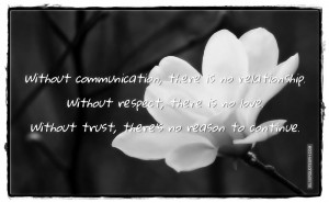 This Quotes About Communication in Relationships only be attained by ...