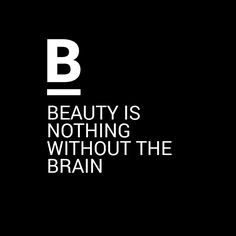 beauty is nothing without the brain , http://www.gngmagazine.co.uk