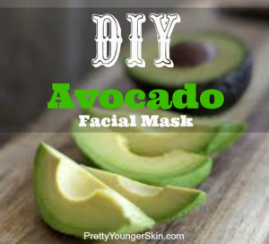 Nourishing DIY Avocado Facial Mask for Dry Skin