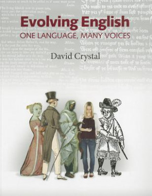 """Start by marking """"Evolving English: One Language, Many Voices"""" as ..."""