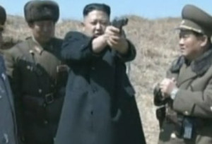 ... Gun Ownership in North Korea But Turns to U.S. Gun Shows for Help