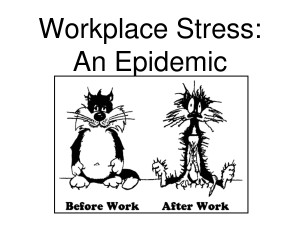 Stress In The Workplace Cartoons Workplace ptsd