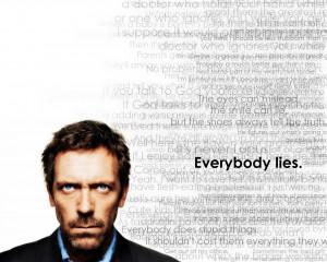 House M.D. Everybody Lies