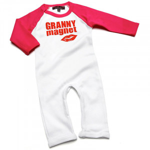 Funky Baby Clothes | Babygrows | Funny & Funky Babygrows | Granny ...