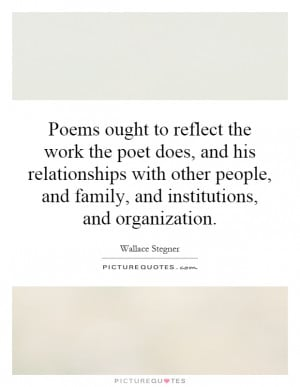 ... , and family, and institutions, and organization. Picture Quote #1