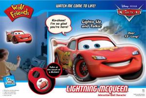 Lightning McQueen Wall Friend