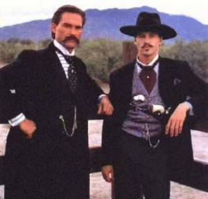 wyatt earp tombstone quotes Doc