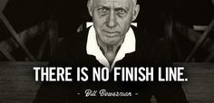 Bill Bowerman running quote