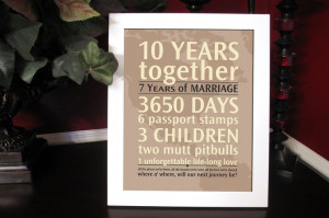 Source: http://www.etsy.com/listing/95721600/personalized-anniversary ...