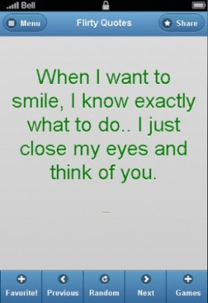 Funny Flirty Quotes For Him