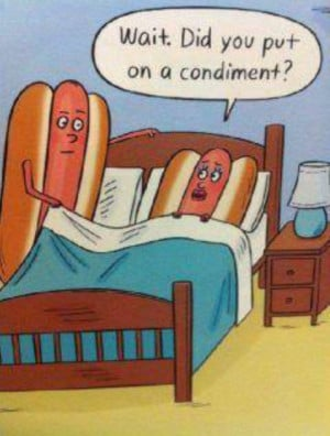 ... , Funny Pictures // Tags: Funny hot dog cartoon // December, 2013
