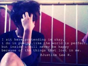 Emo Quotes Tumblr