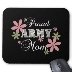 Proud Army Mom Quotes Image