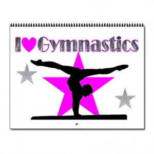 put gymnastics because I LOVE GYMNASTICS as you could see. Nadia ...