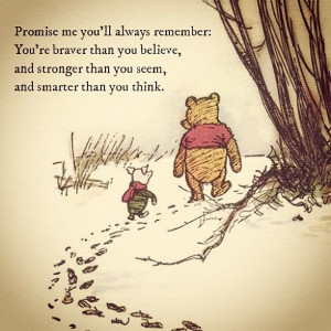 Winnie Pooh Quotes Always Remember ~ Pin by Vanessa Isler on Just ...