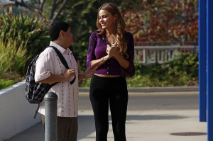 Modern FamilySofia Vergara and Rico Rodriguez on the season premiere ...