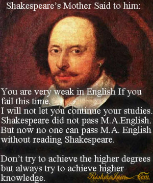 Quotes, Shakespeare Quotes, Shakespeare's Quotes, Inspirational Quotes ...