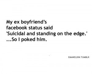 funny quotes about ex boyfriends funny ginger comments funny ...