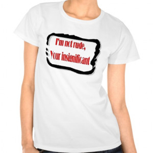 Funny Quotes T Shirts