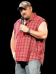 ... native Larry the Cable Guy. I don't care who ya are, that's funny