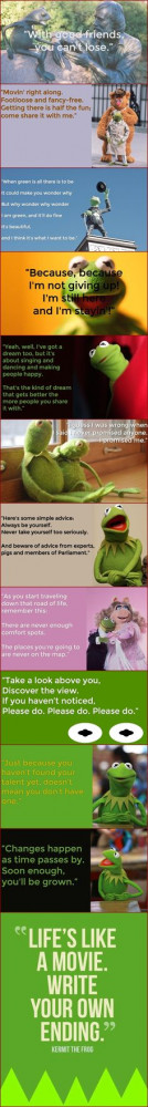 12 Kermit the Frog Quotes for Your Bad Days More