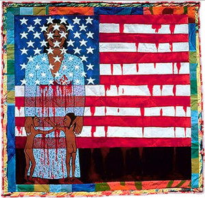 ... faith ringgold year 1997 this is one of the paintings from faith