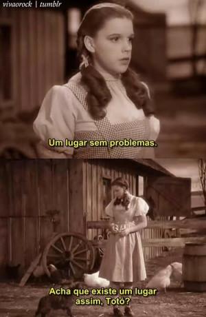 Wizard Of Oz Quotes Tumblr o magico de oz film oz