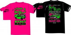 HILLJOB GRAPHIX decals and screen printed shirts