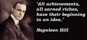 Napoleon Hill's The Law of Success Lesson 1 Review~Definite Purpose