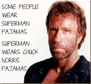 New Chuck Norris Quotes