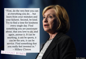On Hillary Clinton's Birthday, Here Are 7 Awesome Things She Said This ...