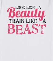 Im A Beast Quotes Beauty train like a beast