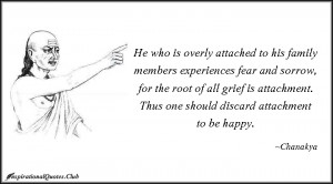 InspirationalQuotes.Club-family , happy , grief , fear , Chanakya