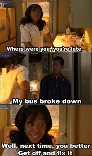 Everybody hates Chris :)