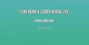 results to be a leader motivational quote in simplest terms a leader ...