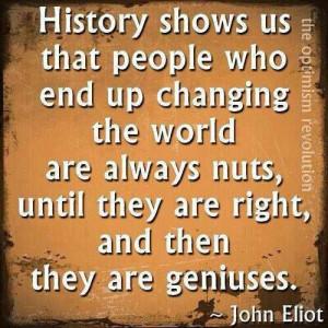 John Eliot quote