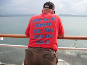 Funny Sayings About Cruise Ships