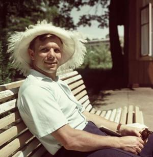 Yuri Gagarin in Rare Soviet Photos