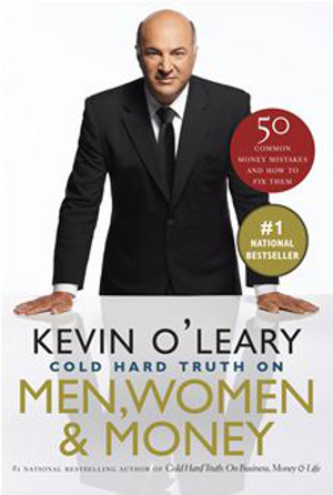 Win Kevin O'Leary's Men, Women & Money Book