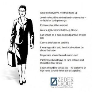 Dress to impress -