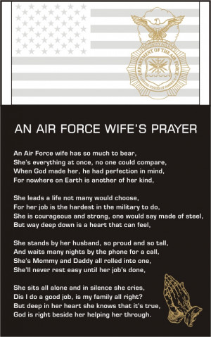 Air Force Husband And Wife Quotes. QuotesGram