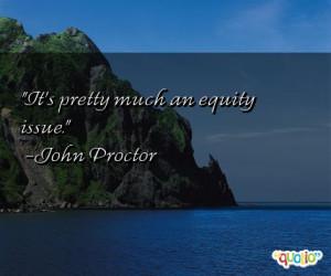 john proctor quotes