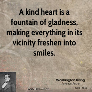 Washington Irving Quotes